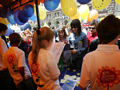 Ukraine - European Village: birthday tent packed full of history and knowledge for all ages