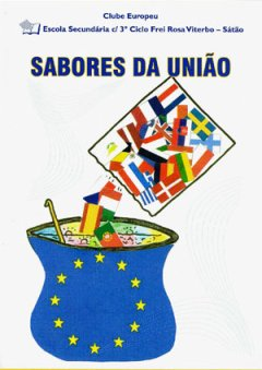 "Portuguese school publishes the book ""Sabores da União"""