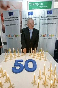 Internal Market Review & EU 50 birthday celebration