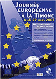 "European Day in the ""La Timone"" hospital"
