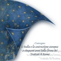 Italy and European construction: 50 years since signing the Treaty of Rome