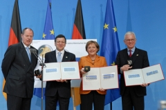 Berlin declaration signed to mark EU's 50th birthday