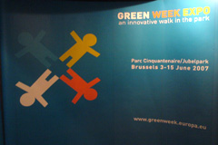 Green week – environment action past and future