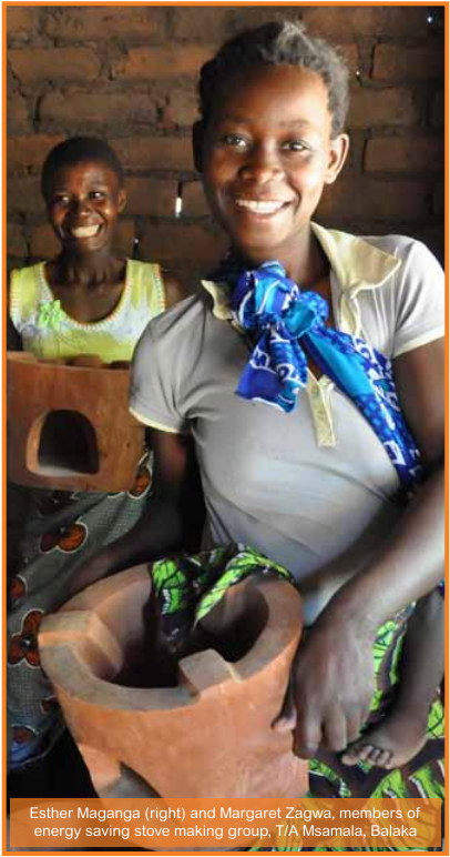 Improved Cook Stoves in Rural Malawi 2012 Report
