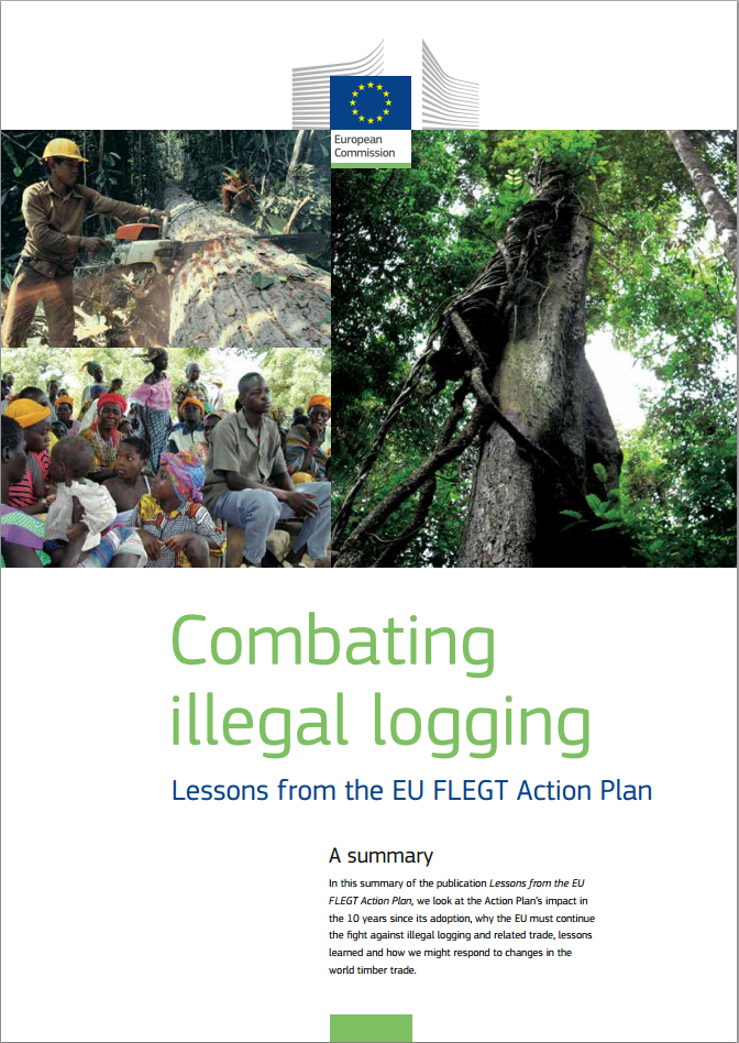 Combating Illegal Logging