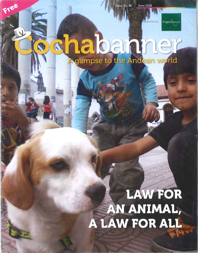 Cochabanner June 2014 cover
