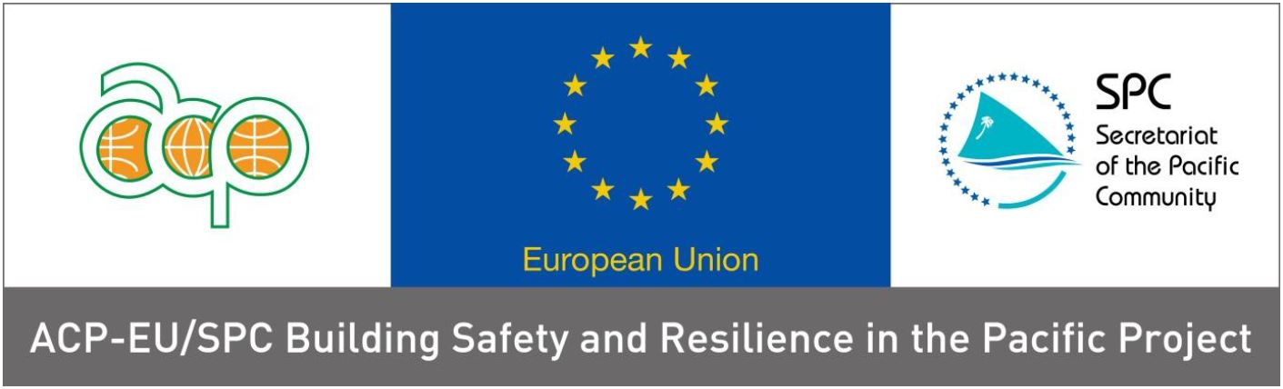 ACP-EU Building Safety and Resilience in the Pacific