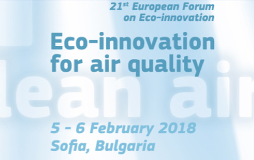 Clean Air Forum, ECoAP 2018