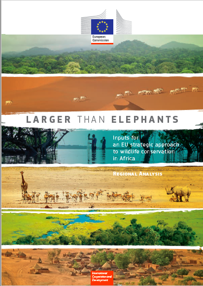 Larger than Elephants Regional Analysis cover image (May 2016)