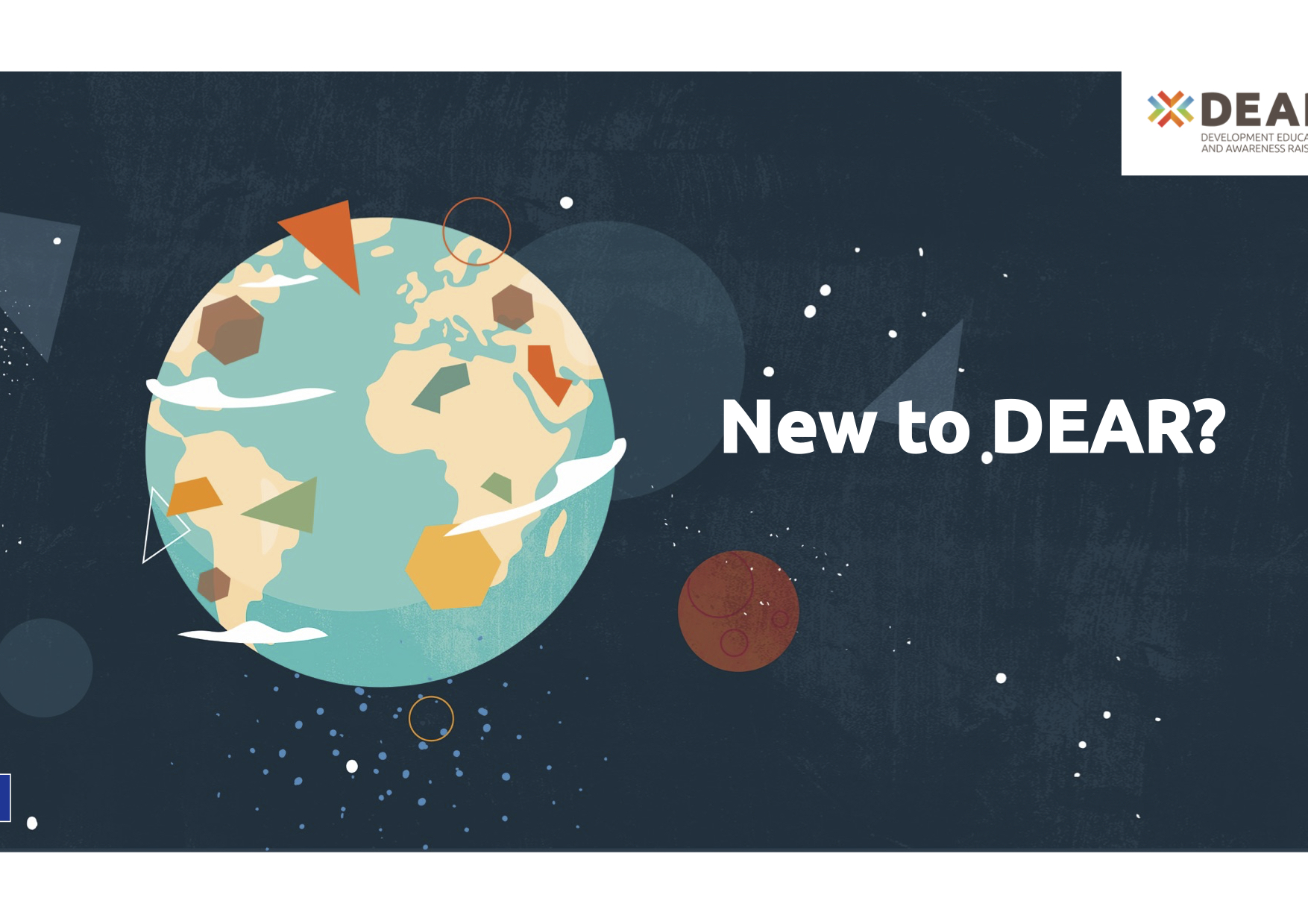 New to DEAR?