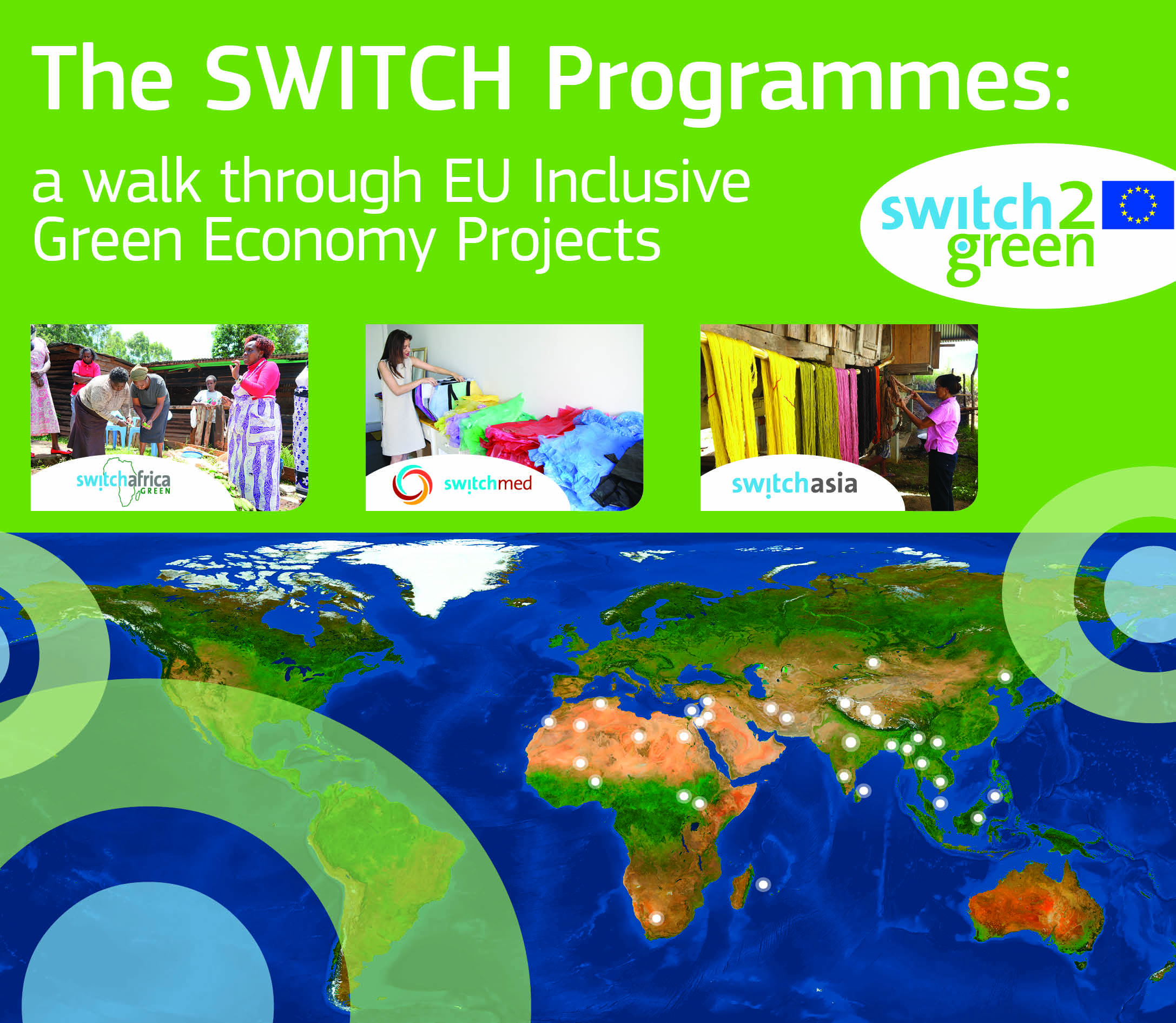 SWITCH Cluster booth EDD 2017
