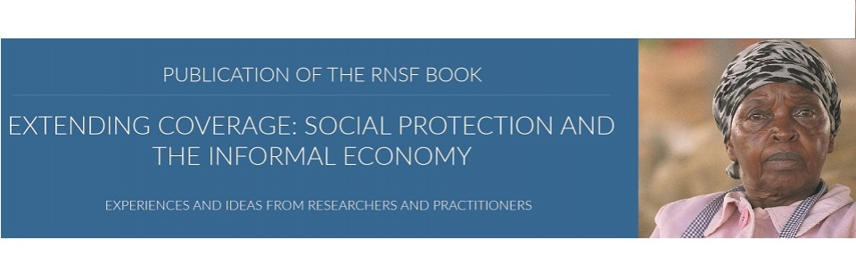 Book RNSF social protection informal economy