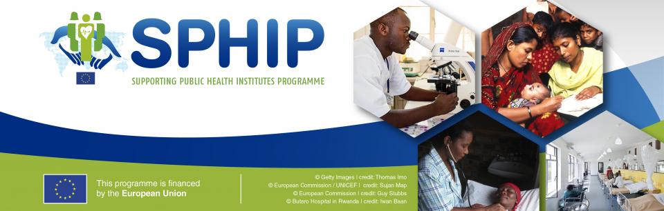 Supporting Public Health Institutes Programme - SPHIP