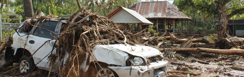 Disaster Preparedness in the South Pacific