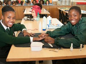 vocational ed South Africa