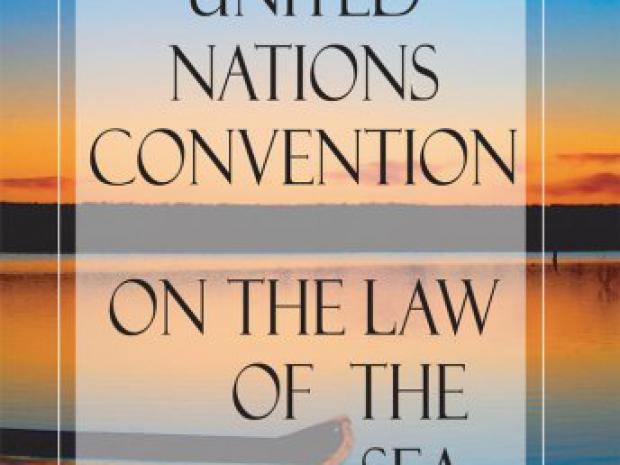 The United Nations Convention On Law Of Sea Lays Down A Comprehensive Regime And Order In Worlds Oceans Seas Establishing Rules