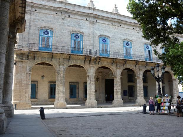 Interpretation Centre on the Cultural Relations between Cuba and Europe