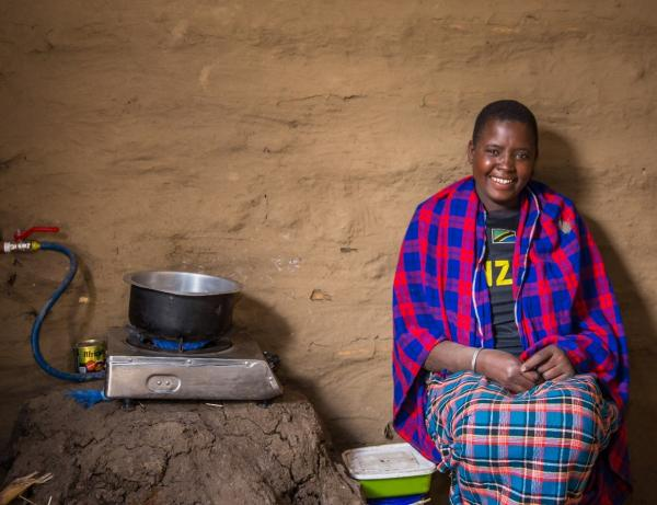 CLIMATE CHANGE RESILIENCE MAASAI PASTORALISTS