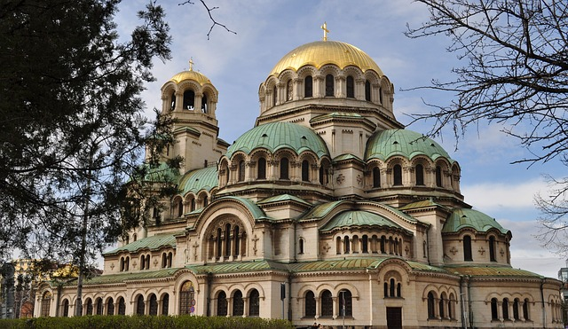 photo of landmark in bulgaria