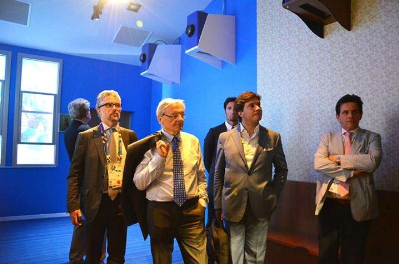 Austria: Former Chancellor Mr Wolfgang Schüssel, Finland: Former Prime Minister Mr Esko Aho