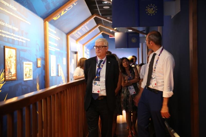 Director-General Mr Giovanni Kessler (OLAF)