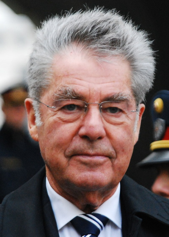 President of the Austrian Federal Republic Mr Heinz Fischer