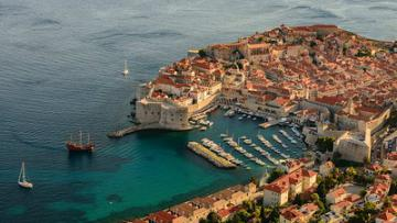 View on Dubrovnik © Croatian Presidency of the Council of the EU