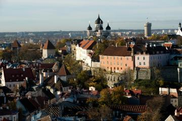 View of Tallinn, Estonia © EU