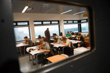 Vocational education and training school © EU