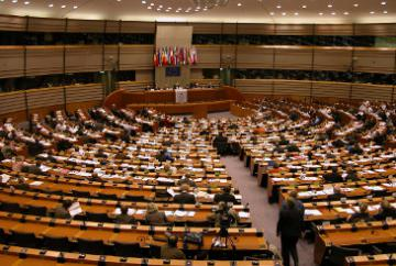View of the CoR plenary session © EU