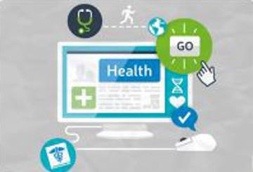 Symbolic illustration of e-health © EU