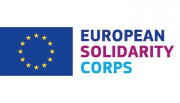 European Solidarity Corps logo © EU