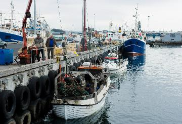 Fishing boats © EU