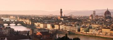 View of Florence in Italy © EU
