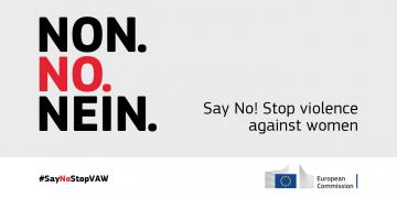 Banner of the campaign © EU
