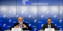 Miguel Arias Canete and Joe Mizzi © EU