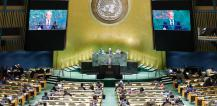 Main results of the UN General Assembly, New York © EU