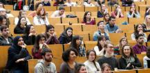 Erasmus+ students at Free University of Berlin © EU