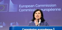 Vĕra Jourová, Member of the EC in charge of Justice, Consumers and Gender Equality © EU