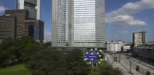European Central Bank Building in Frankfurt © EU