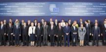 Photo de groupe © UE