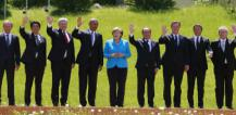 Photo de groupe du G7 © UE
