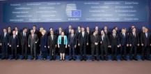 European Council family photo © EU