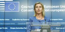 Ms Federica MOGHERINI, High Representative of the EU for Foreign Affairs and Security Policy © EU