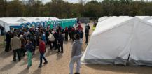 refugee camp in Traiskirchen © EU
