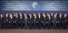 Family photo of the European Council © EU