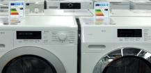 European energy labels on washing machines © EU