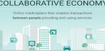 Representation of collaborative economy © EU