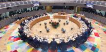 View of European Council meeting room © EU