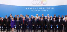 G20 family photo © EU